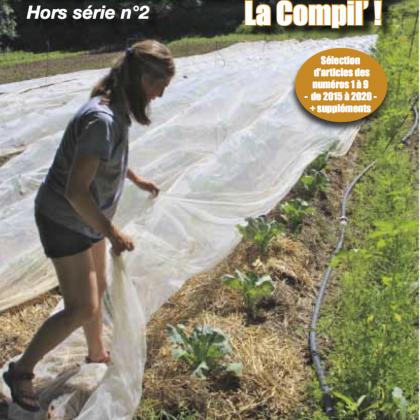 Bientôt, en juin 2020, sortie de notre hors-série n°2 d'Alter Drome : la COMPIL' - 150 pages