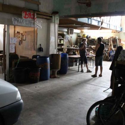 «The Atelier» : découverte d'un lieu alternatif de savoirs et d'échanges.